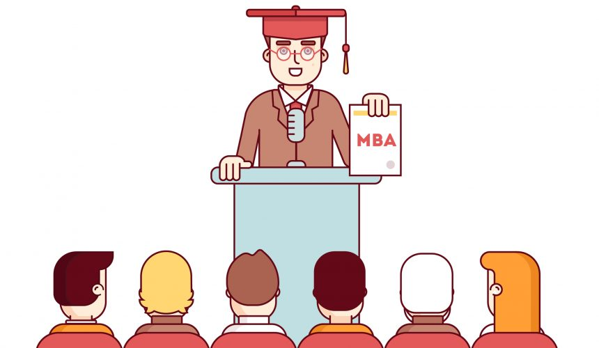 為什麼要讀MBA?